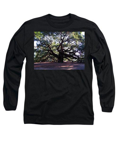 Angel Oak II Long Sleeve T-Shirt
