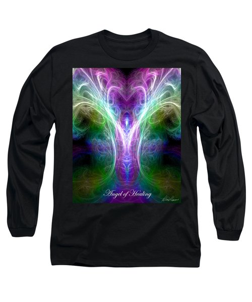 Angel Of Healing Long Sleeve T-Shirt