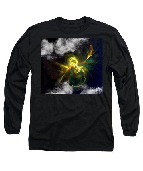 Angel Of Lilght Long Sleeve T-Shirt