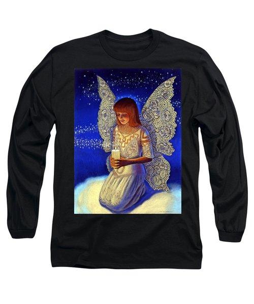Angel Prayer Long Sleeve T-Shirt