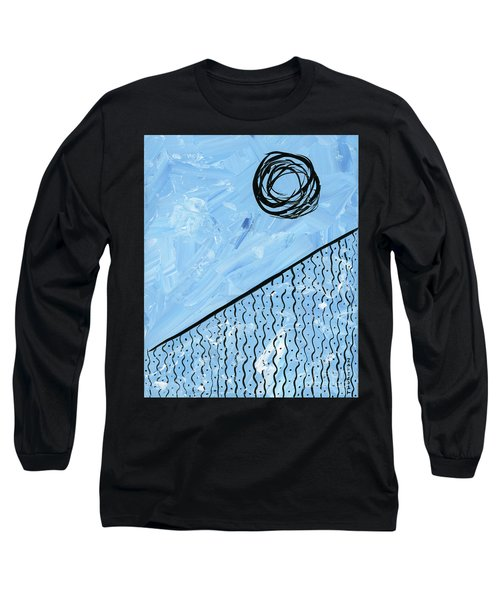 Angle Of Repose Vertical Long Sleeve T-Shirt