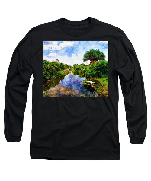 Animal Kingdom Tranquility Long Sleeve T-Shirt