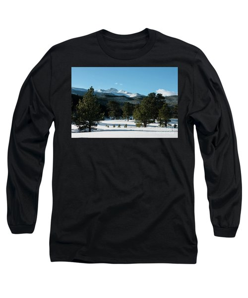 Another Beautiful Day In Rocky Mountain National Park - 0612 Long Sleeve T-Shirt