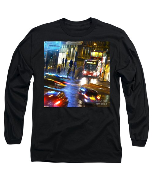 Long Sleeve T-Shirt featuring the photograph Another Manic Monday by LemonArt Photography