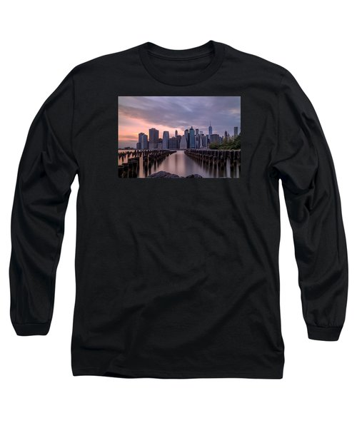 Long Sleeve T-Shirt featuring the photograph Another Sunset  by Anthony Fields
