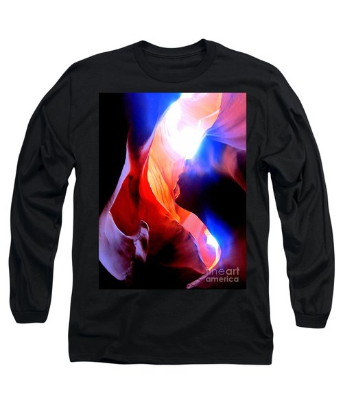 Antelope Canyon Fusion A Long Sleeve T-Shirt