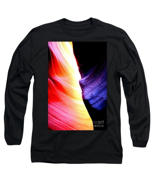 Passion Of Antelope Canyon Long Sleeve T-Shirt