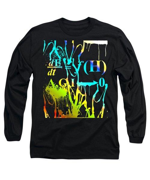 Anthro Equation Long Sleeve T-Shirt
