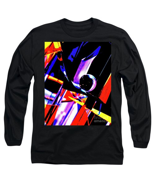 Long Sleeve T-Shirt featuring the photograph Anti Gravity by Xn Tyler