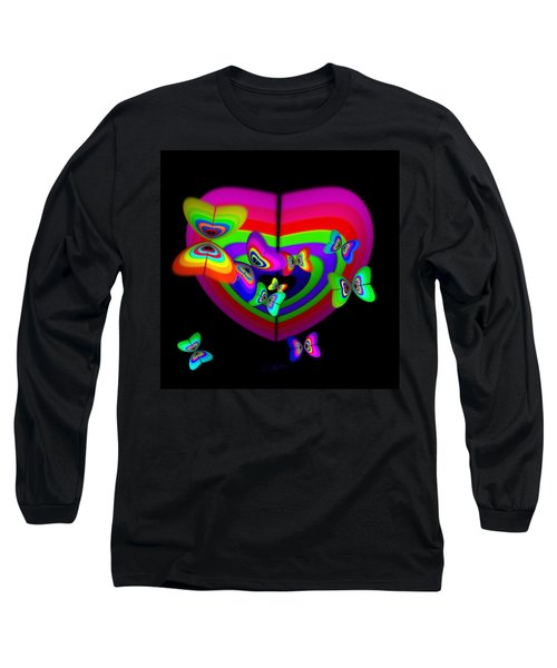 Anticipation Long Sleeve T-Shirt by Charles Stuart