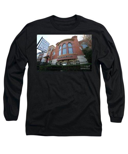 Antioch Baptist Church Long Sleeve T-Shirt