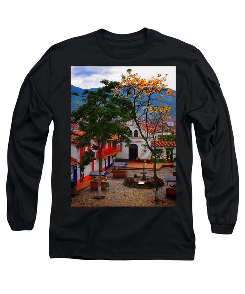Antioquia Long Sleeve T-Shirt