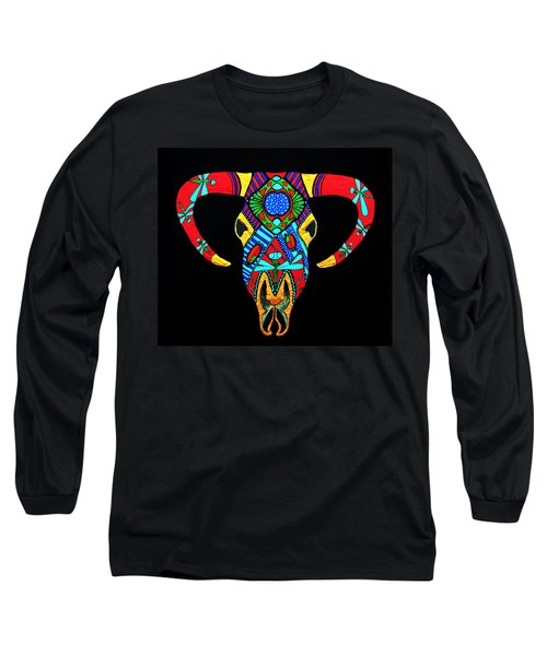 Apache Dawn Close Up Long Sleeve T-Shirt