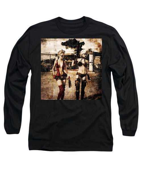 Apocalypse War 2 Long Sleeve T-Shirt