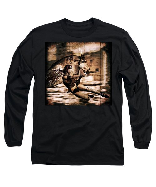Apocalypse War 3 Long Sleeve T-Shirt