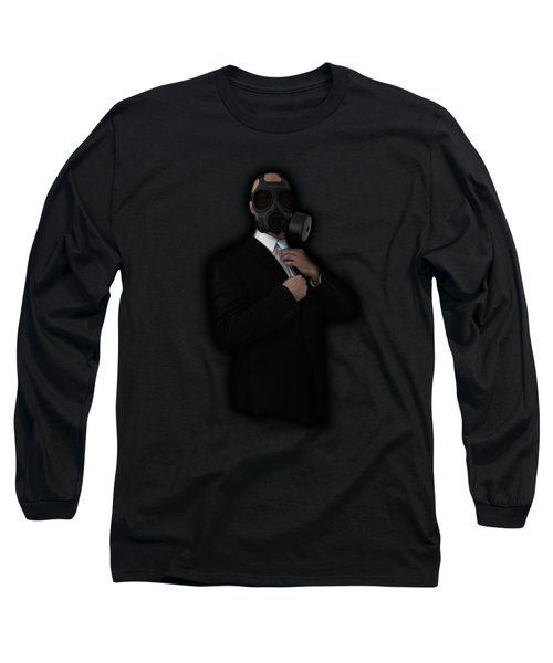 Apocalyptic Style Long Sleeve T-Shirt