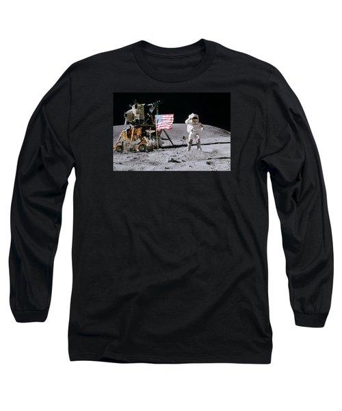 Apollo 16 Long Sleeve T-Shirt