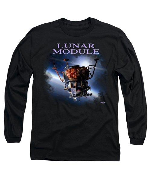 Apollo 9 Lm Long Sleeve T-Shirt