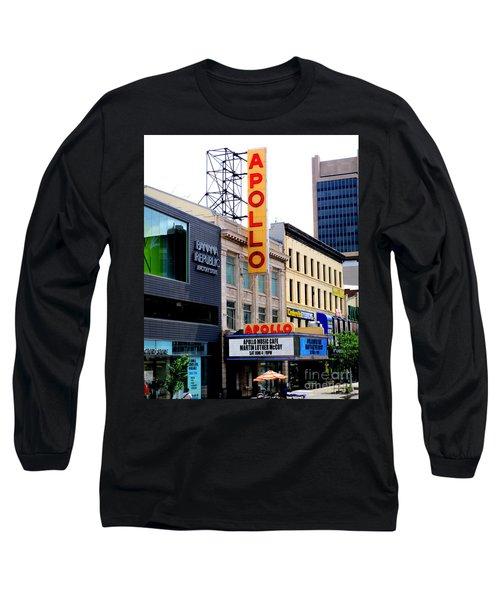 Apollo Theater Long Sleeve T-Shirt