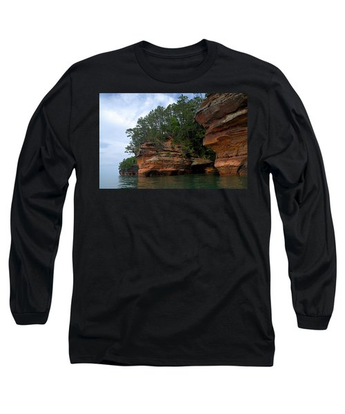 Apostle Islands National Lakeshore Long Sleeve T-Shirt