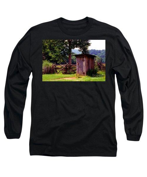 Appalachian Hill-ton Long Sleeve T-Shirt by Paul W Faust -  Impressions of Light