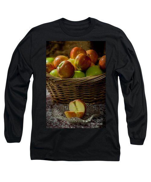 Apples To Share Long Sleeve T-Shirt