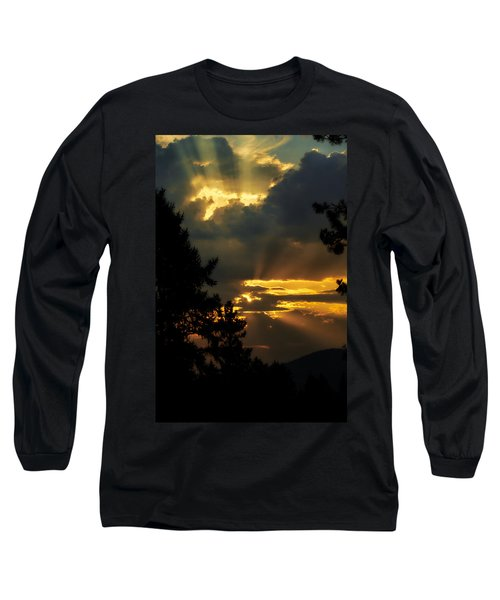 Appreciating Life Long Sleeve T-Shirt by Loni Collins