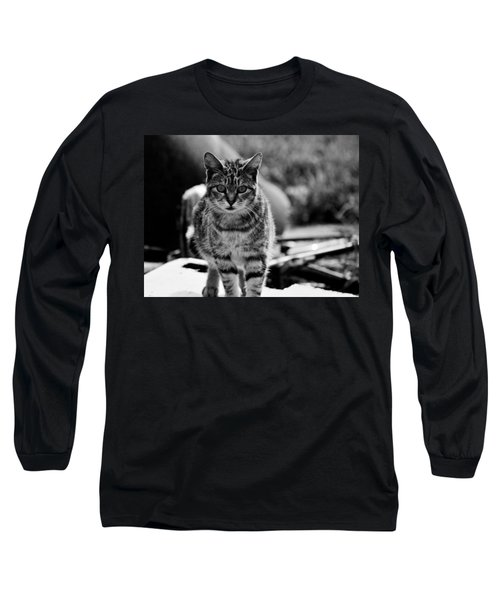 Approaching  Long Sleeve T-Shirt
