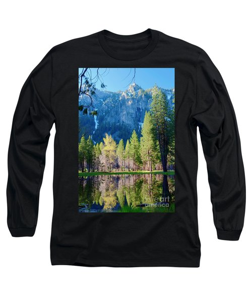 April Reflection Long Sleeve T-Shirt