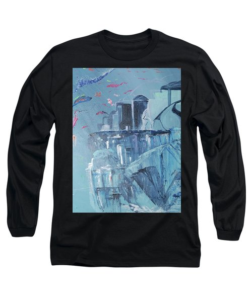 Aqua Resort Long Sleeve T-Shirt