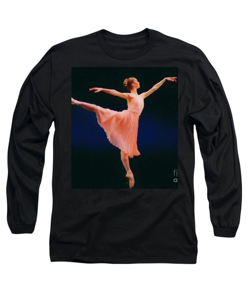 Arabesque Long Sleeve T-Shirt