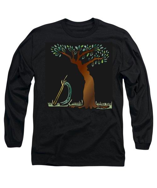Arbor Scene Long Sleeve T-Shirt