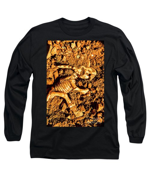 Archaeology Dig Long Sleeve T-Shirt