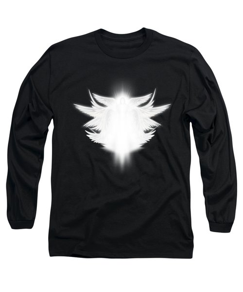 Archangel Long Sleeve T-Shirt by James Larkin