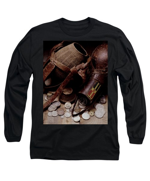 Archeological Find Year 3009 Long Sleeve T-Shirt