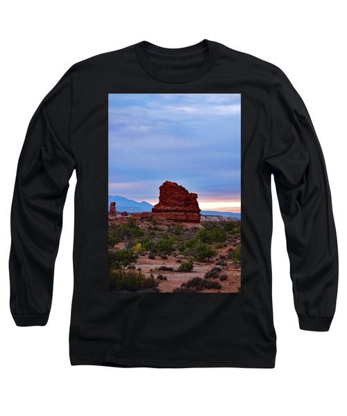 Arches No. 4-1 Long Sleeve T-Shirt