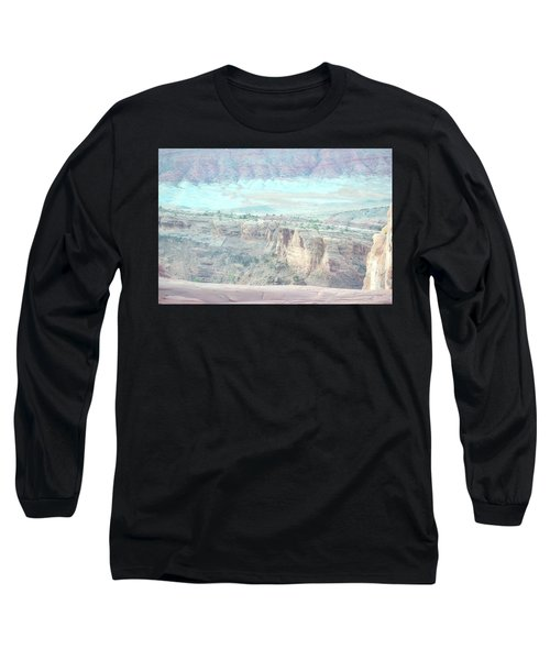 Arches No. 9-1 Long Sleeve T-Shirt