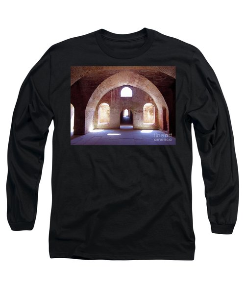 Arches Of Sunshine Long Sleeve T-Shirt