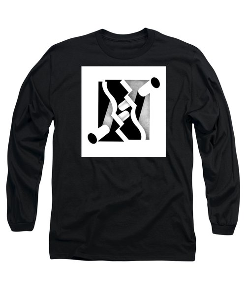 Archtectonic 1 Long Sleeve T-Shirt