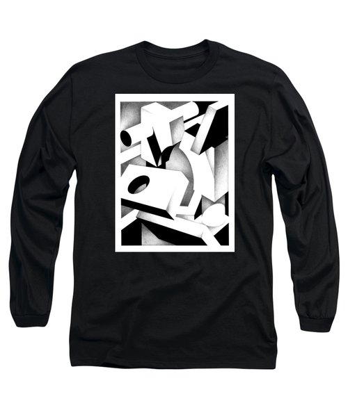 Archtectonic 10 Long Sleeve T-Shirt