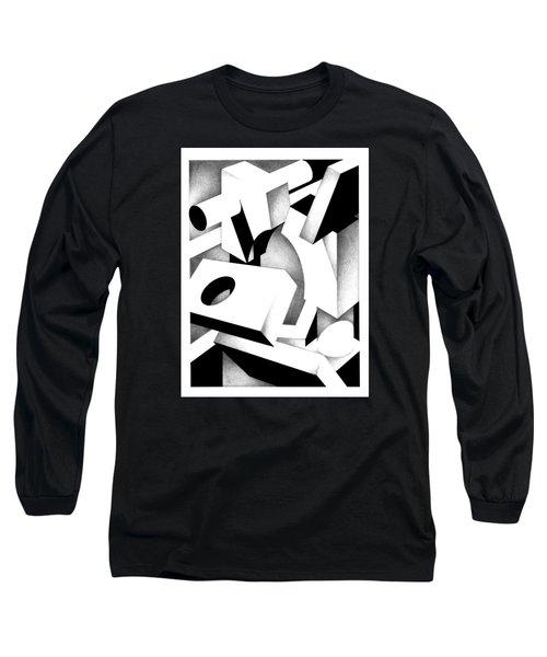 Archtectonic 10 Long Sleeve T-Shirt