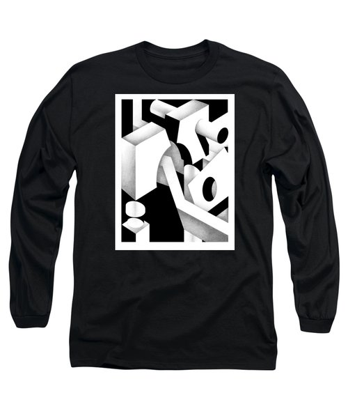 Archtectonic 11 Long Sleeve T-Shirt