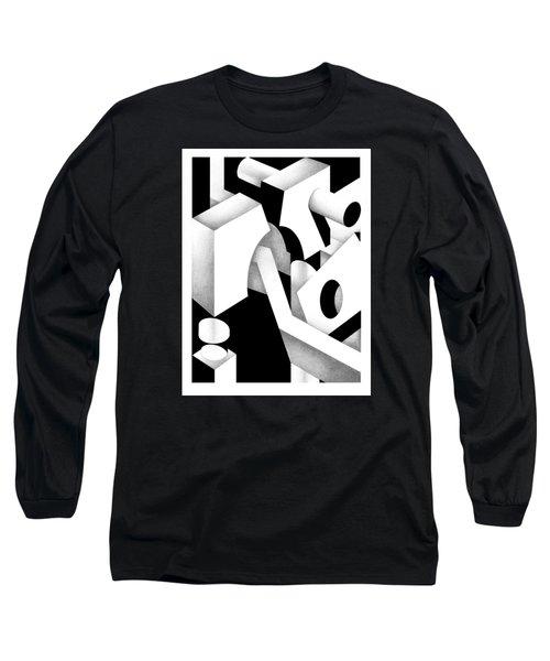 Archtectonic 11 Long Sleeve T-Shirt