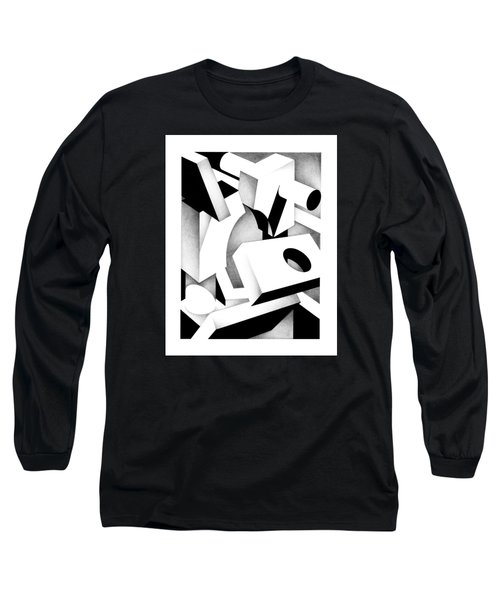 Archtectonic 2 Long Sleeve T-Shirt