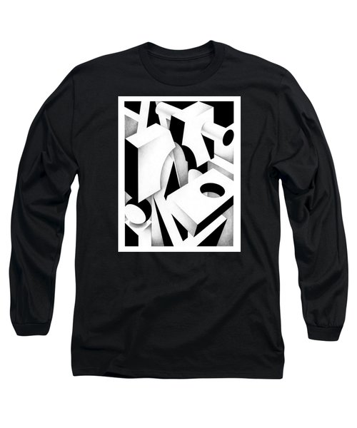 Archtectonic 3 Long Sleeve T-Shirt
