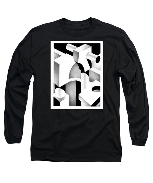 Archtectonic 6 Long Sleeve T-Shirt