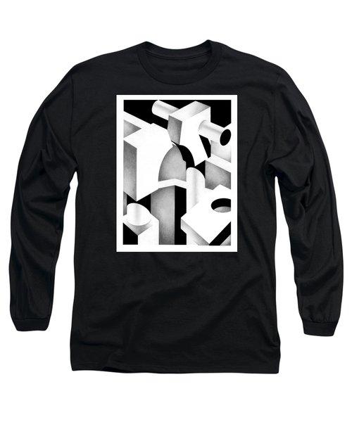 Archtectonic 6 Long Sleeve T-Shirt
