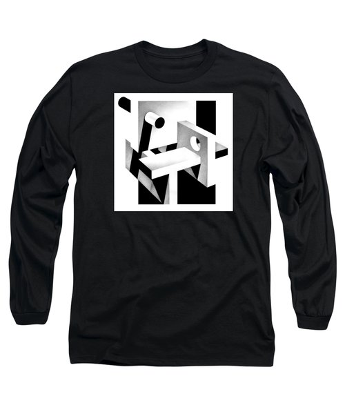 Archtectonic 7 Long Sleeve T-Shirt