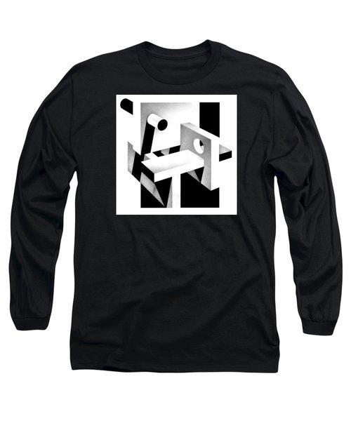 Archtectonic 7 Long Sleeve T-Shirt