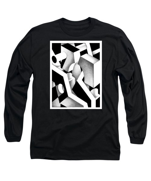 Archtectonic 9 Long Sleeve T-Shirt